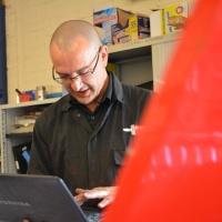 Jason Whiting - Transport Maintenance