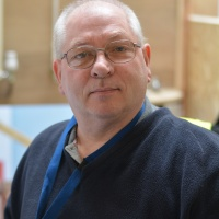 Mick Ireson 2018